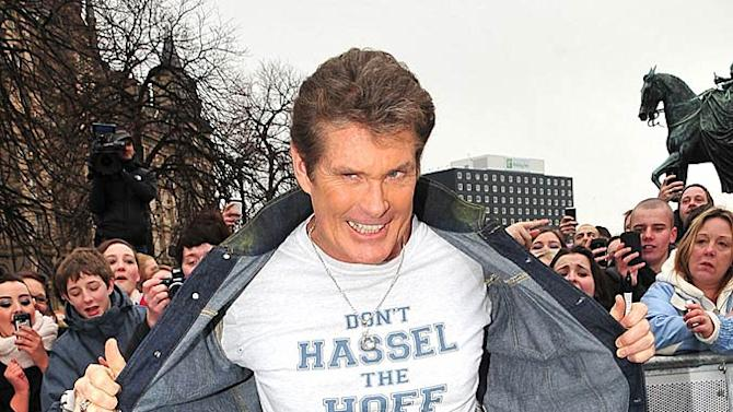 David Hasselhoff Britains Got Talent