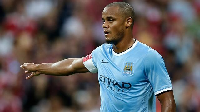 Premier League - Kompany: Injury worries are over