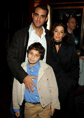 Premiere: Bobby Cannavale and Annabella Sciorra at the NY premiere of Warner Bros. Pictures' Harry Potter and the Goblet of Fire - 11/12/2005