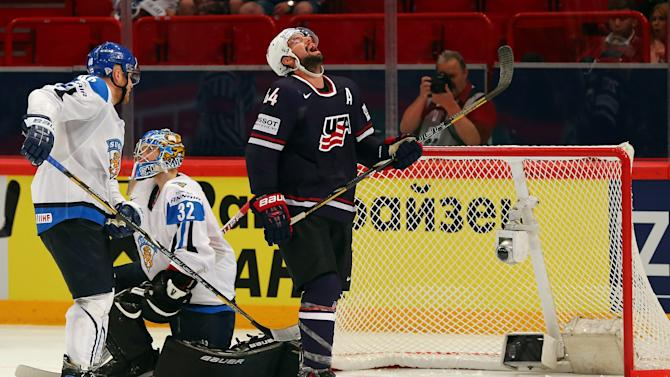 Finland v USA - 2013 IIHF Ice Hockey World Championship - Third Place