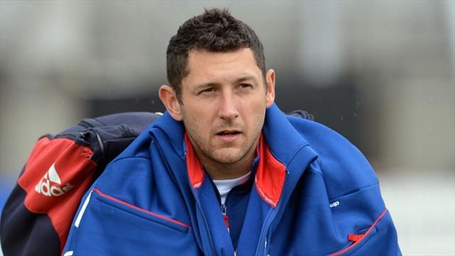Cricket - Bresnan in for final