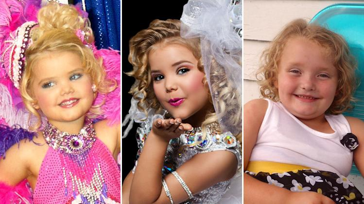 """Toddlers & Tiaras"", ""Eden's World"" & ""Here Comes Honey Boo Boo"""