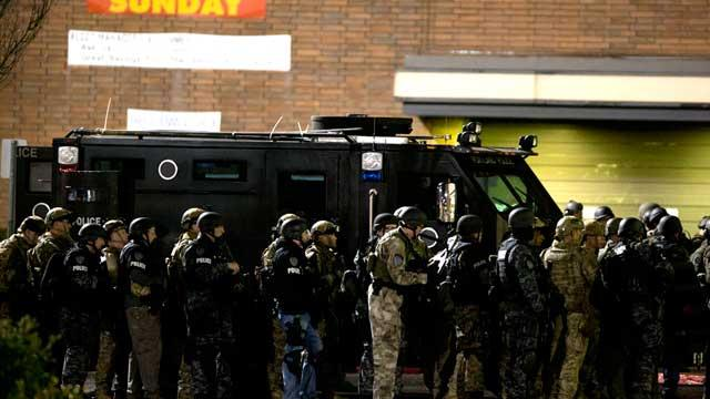 Oregon Mall Shooting: Gunman 'Tentatively' Identified