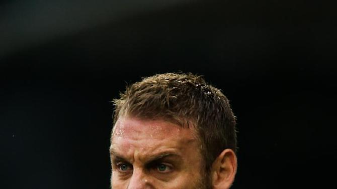 Daniele De Rossi is not ruling out making a move to the Premier League in the future