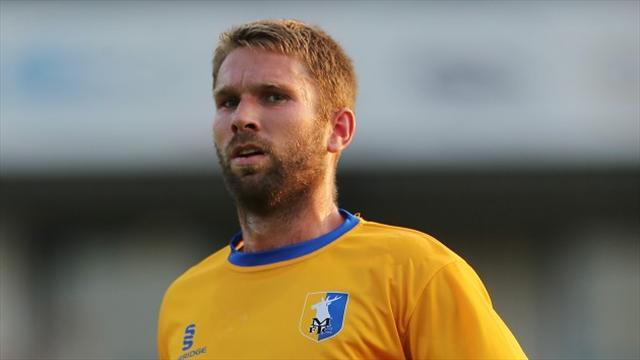 Football - Defender departs Mansfield