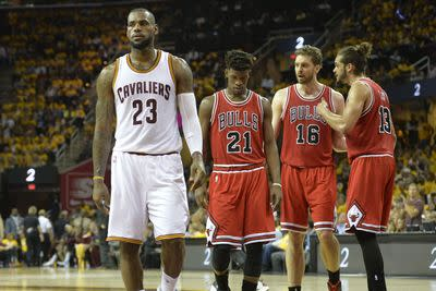 Bulls vs. Cavaliers, NBA playoffs 2015: Time, TV schedule and how to watch NBA playoffs online