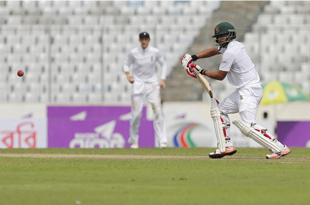 Cricket - Bangladesh v England - Second Test cricket match
