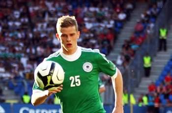 Sven Bender delighted with Germany recall
