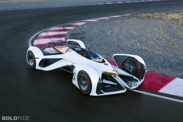 Chevrolet Chaparral X2 concept Photo