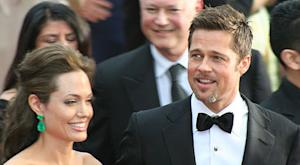 Angelina Jolie Posed as Pocahontas During Affair With Brad Pitt -- Was Brad Angie's John Smith?
