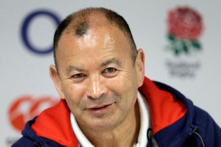 England - Eddie Jones Media Briefing