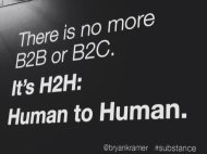There Is No More B2B Or B2C: It's Human To Human, H2H image BesqgkTCQAAKKTX.jpg large