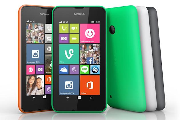 Having $10 in your pocket will now get you the Nokia Lumia 530