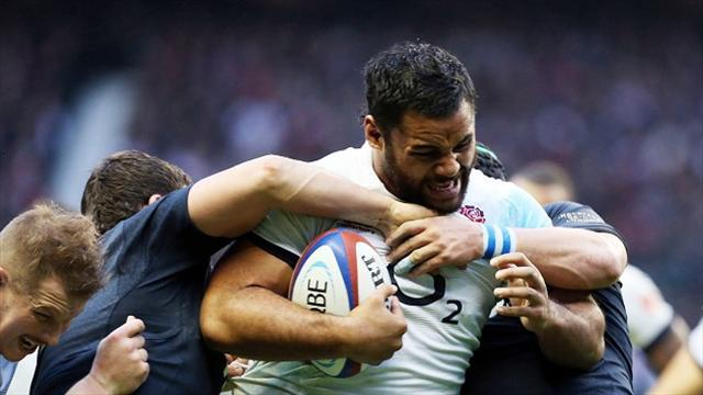 Six Nations - Vunipola ruled out of Six Nations