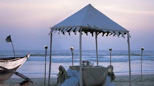 Goa's Best Wedding Venues