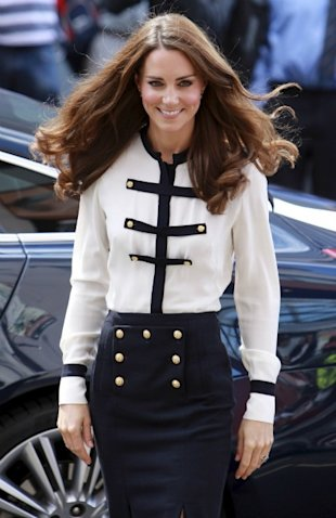 Kate Middleton maritime