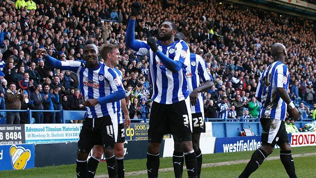 Championship - Wednesday put Blackburn in relegation zone