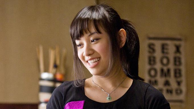 Scott Pilgrim vs the World 2010 Production Photos Universal Pictures Aubrey Plaza