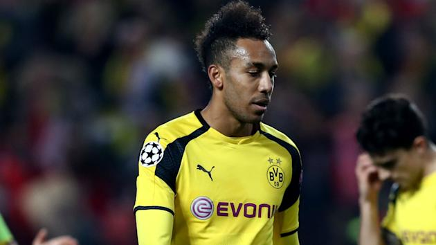 Three matches for Gabon at the Africa Cup of Nations have taken their toll on Pierre-Emerick Aubameyang's form for Borussia Dortmund.