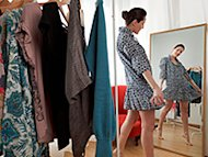Six-figure wardrobes have retailers clamoring for a piece of the shopping action.