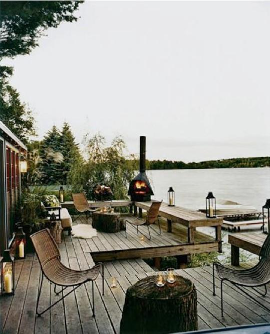 Lakehouse Inspiration