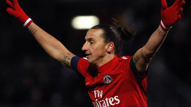 Champions League - Paris St-Germain v Dinamo Zagreb: LIVE