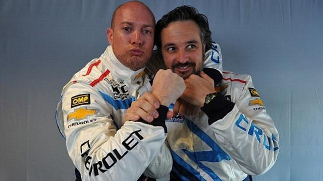 WTCC - Huff determined to knock Muller off perch