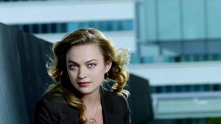 Sophia Myles stars as Beth Turner in Moonlight.