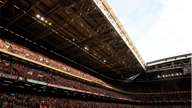 Millennium Stadium - The Games Venue Guide