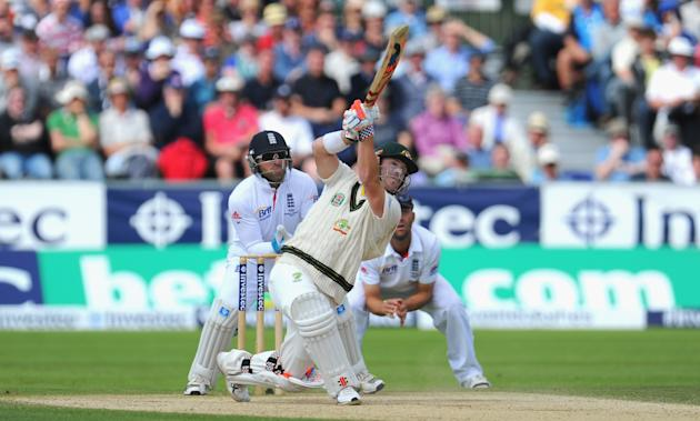 England v Australia: 4th Investec Ashes Test - Day Four