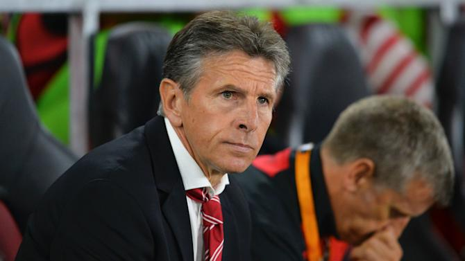 'He took a big kick' - Puel unsure whether Van Dijk will be fit for Liverpool clash