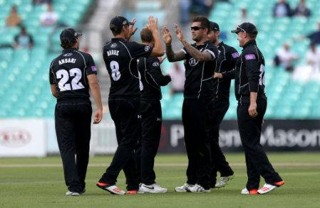 Cricket - Royal London One Day Cup - Group A - Surrey v Yorkshire - The Kia Oval