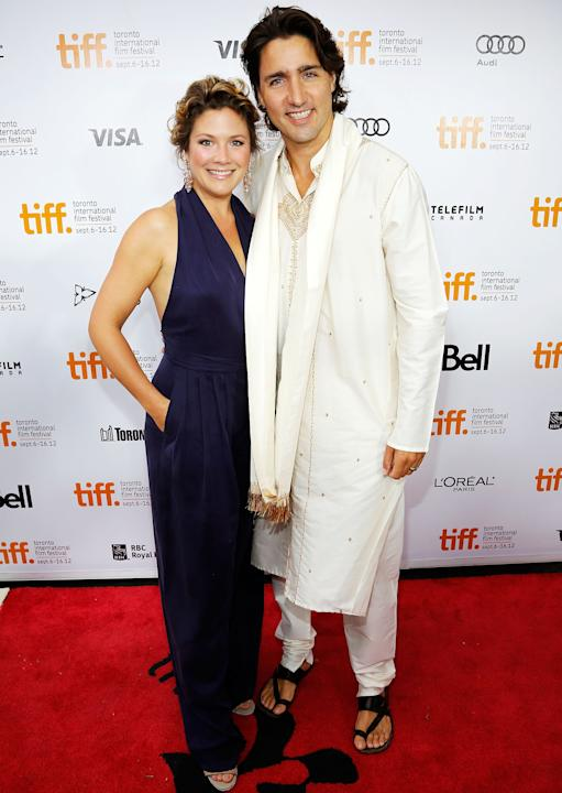 """Midnight's Children"" Premiere - Arrivals - 2012 Toronto International Film Festival"