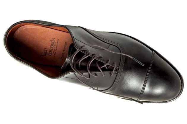 Allen Edmonds's Park Avenue shoe