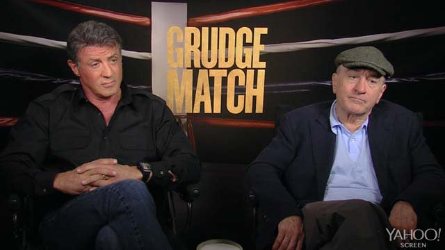 'Grudge Match' Insider Access