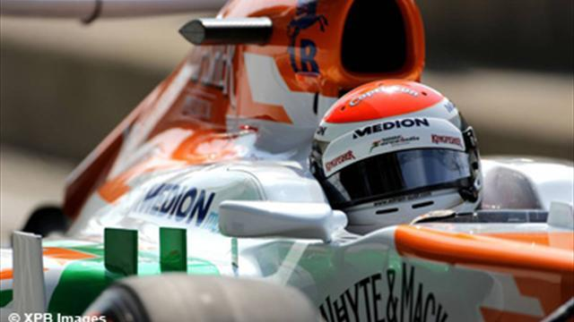 Formula 1 - Sutil frustrated with 'joke' penalties