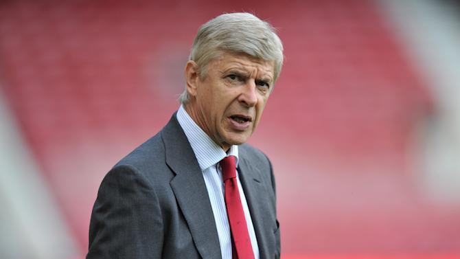 Arsene Wenger was given a warm reception at Arsenal's AGM