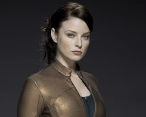 Continuum Star Rachel Nichols Talks Time Trippiness, Her Spacesuit's Not-So-Sexy Side