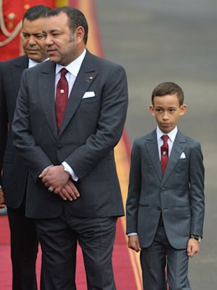 Heir of Morocco