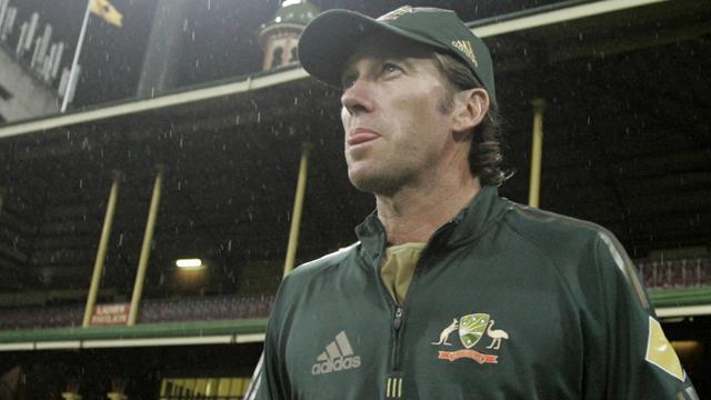 Cricket - Australia's McGrath to enter Hall of Fame