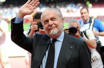 De Laurentiis wants Napoli successor to show 'he has balls'