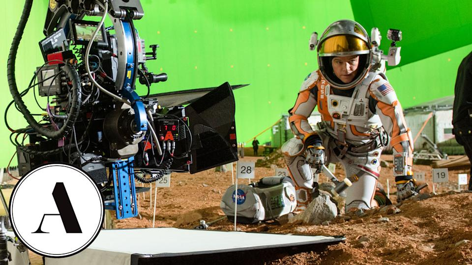 'The Martian' Visual Effects - Variety Artisans