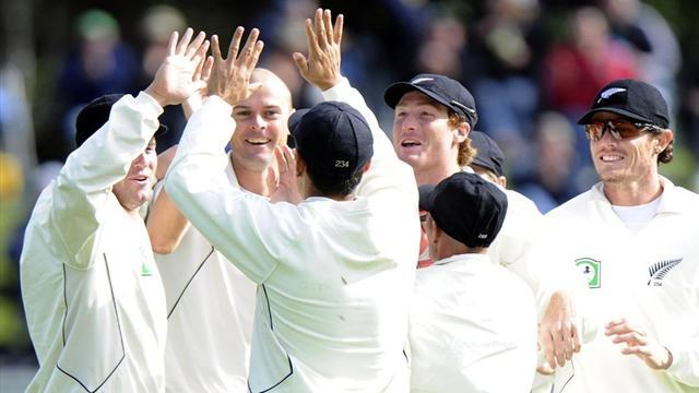 Cricket - New Zealand bowler Martin announces retirement