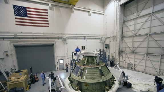 NASA Goes 'Green': Next Spacecraft to Be Reusable