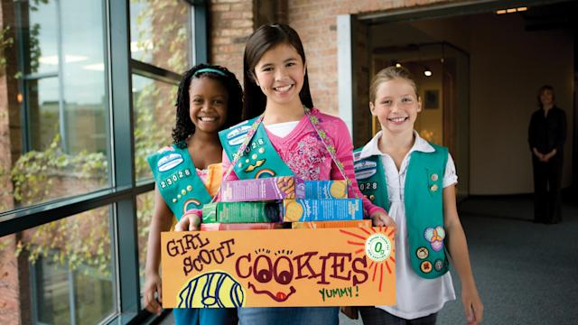 Girl Scout Cookies go online: safety concern?
