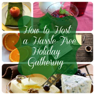 Throw the perfect holiday party... without the hassle!