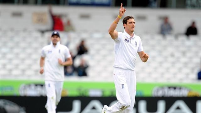Cricket - Finn: England Ashes glory most important
