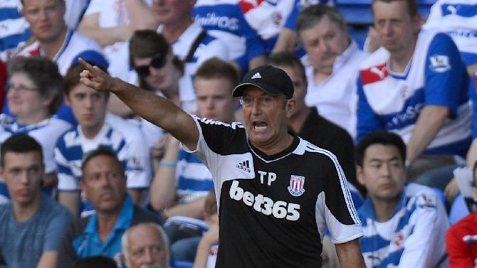 Tony Pulis will make a number of changes for Stoke's Capital One Cup clash with Swindon