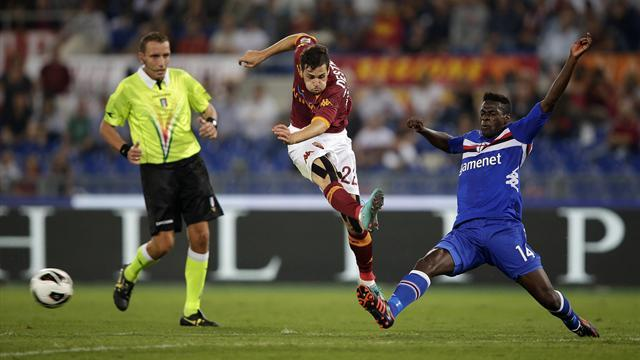 Serie A - Sampdoria's Obiang not for sale