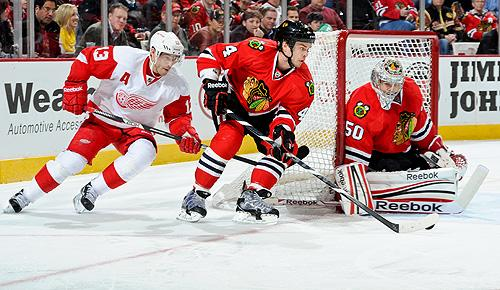 2013 NHL playoffs: Detroit Red Wings vs. Chicago Blackhawks